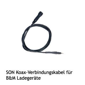 Koaxialkabel für B&M Ladegeräte